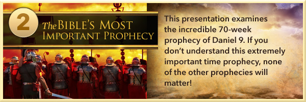 The Bible's Most Important Prophecy