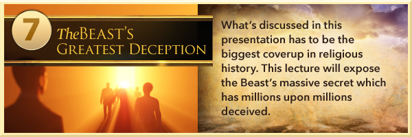 The Beast's Greatest Deception