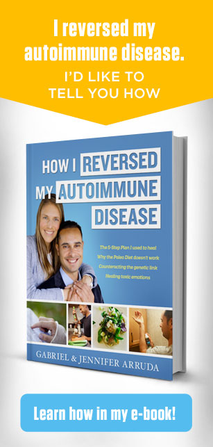 How I Reversed My Autoimmune Disease eBook | Revelation