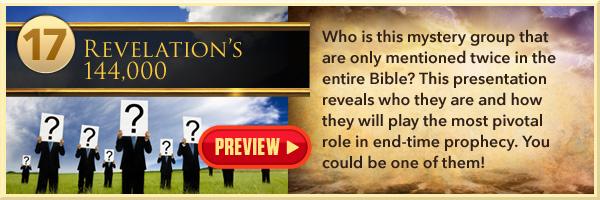 Revelation's 144,000