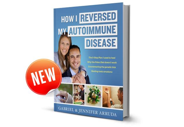 How I Reversed My Autoimmune Disease eBook   Revelation